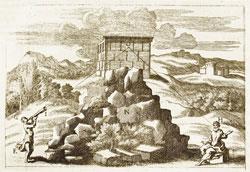 Ilustrație care arată modul în care este reflectată de sunet